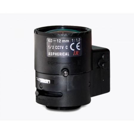 Tamron 12VA412ASIR варифокальный объектив с ИК-коррекцией 4-12мм