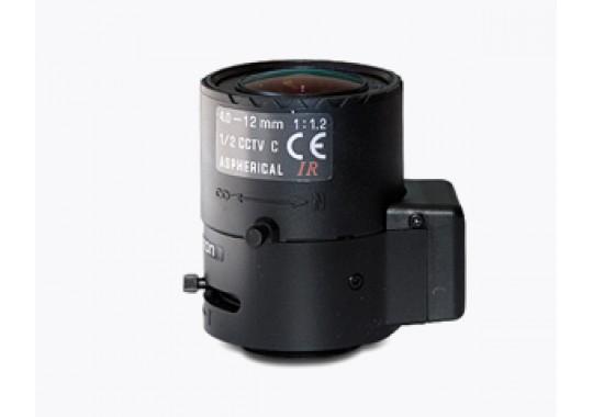 Tamron 12VG412ASIR варифокальный объектив с ИК-коррекцией 4-12мм