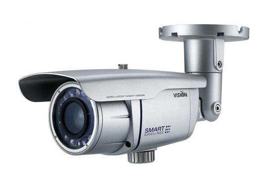 VN7XSII-V12 цветная вариофокальная видеокамера