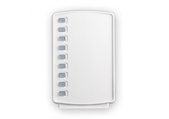 Астра-713 ППКОП на 8 ШС, возможность постановки-снятия ключами Touch Memory