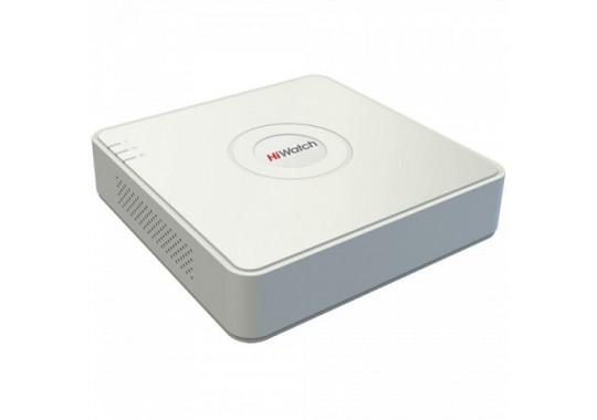 DS-H104G 4-канальный гибридный TVI/ AHD/ CVI/ IP-видеорегистратор