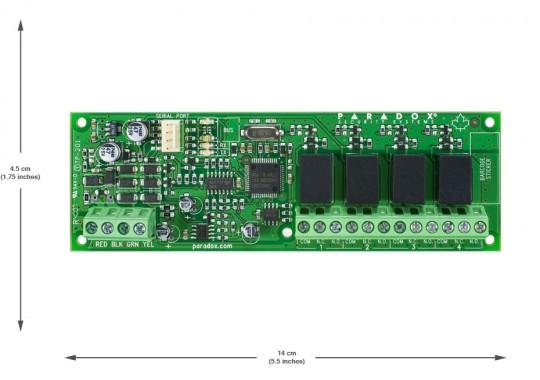 PGM4 модуль расширения на 4 программируемых выхода