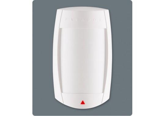DG75 Цифровой ИК-датчик с двойной оптикой, невосприимчив к животным до 40 кг