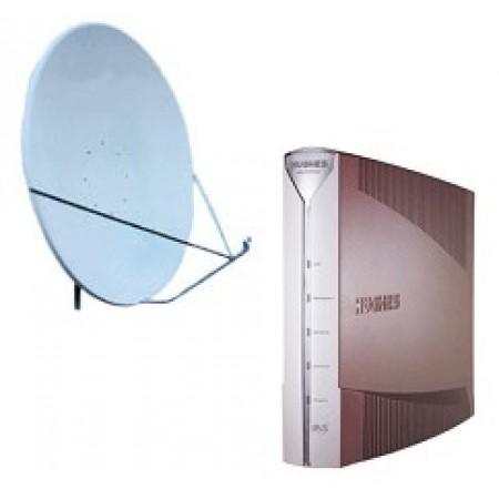 Комплект двухстороннего спутникового Интернета