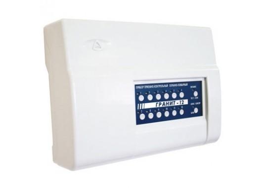 Гранит-12 с IP регистратором прибор приемно-контрольный и управления охранно-пожарный