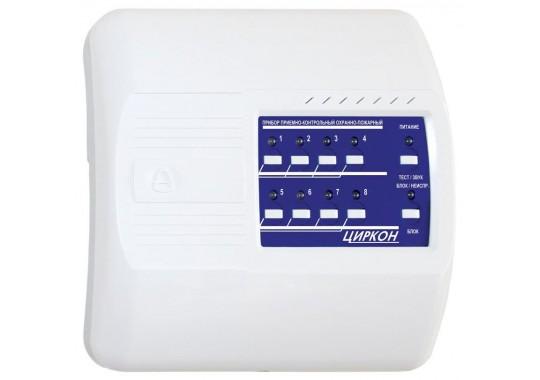 Циркон-8 прибор приемно-контрольный охранно-пожарный