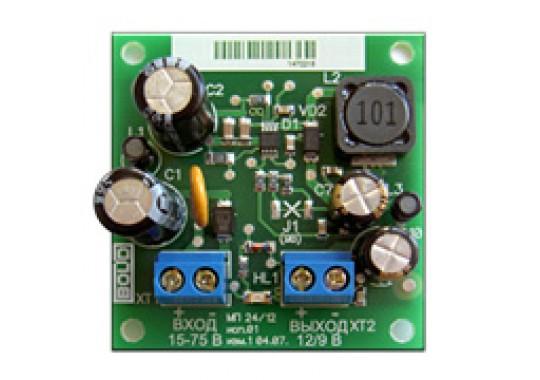 МП 24/12В исп.01 модуль преобразователя
