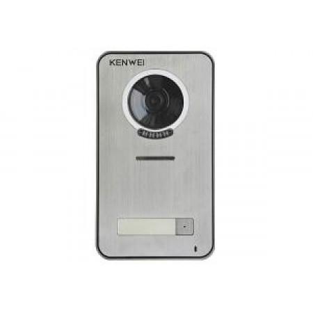 KW-S201C-1B-420TVL цветная вызывная видеопанель