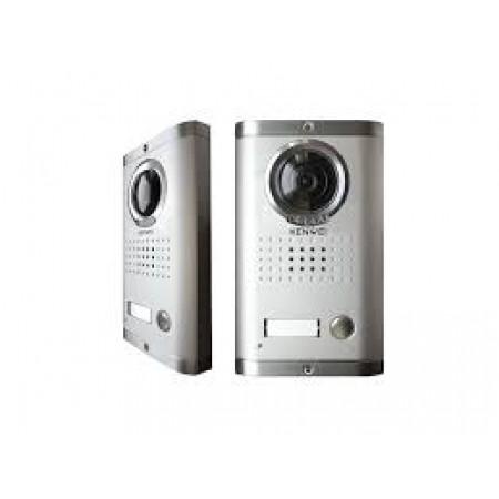KW-1380MC-1B-600TVL цветная вызывная видеопанель антивандальная