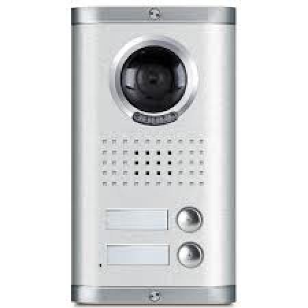 KW-1380MC-2B-600TVL цветная вызывная видеопанель антивандальная
