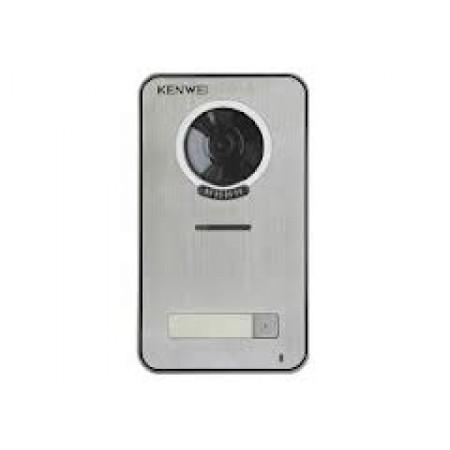 KW-S201C-1B-600TVL цветная вызывная видеопанель