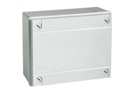 Коробка ответвительная с гладкими стенками 120х80х50мм
