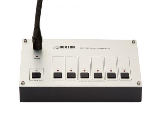 SX-R31 система оповещения настольная