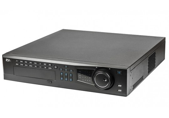 RVi-IPN64/8-4K V.2 IP-видеорегистратор (NVR)