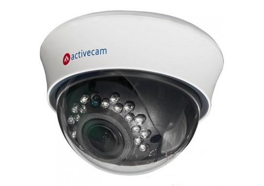 AC-TA363IR2 купольная HD-TVI-видеокамера 2.8-12мм