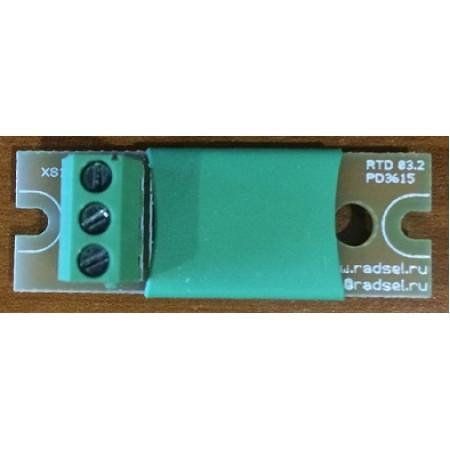 RTD-03.2 датчик контроля и замера температуры для контроллеров CCU