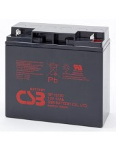 GP12170 аккумуляторная батарея 12В-17А/ч