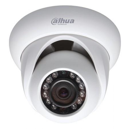 DH-IPC-HDW1220SP-0280B купольная IP видеокамера 2Мп