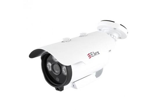 ELEX IP-4 OF H265 IR-MAX уличная IP-видеокамера 4Мп 3.6мм