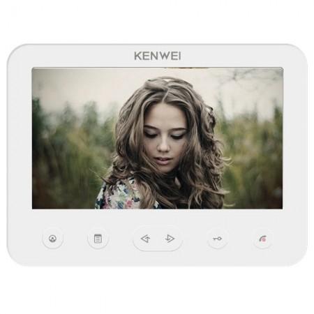 KW-E706FC цветной видеодомофон