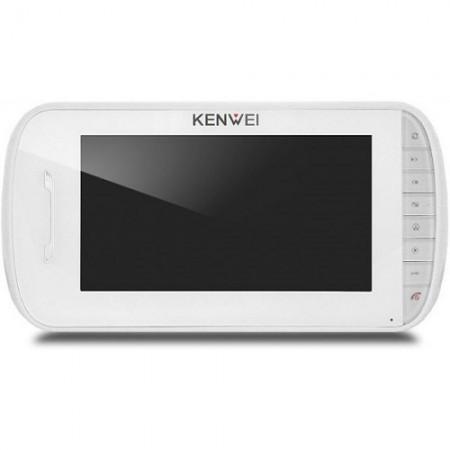 KW-E703C цветной видеодомофон