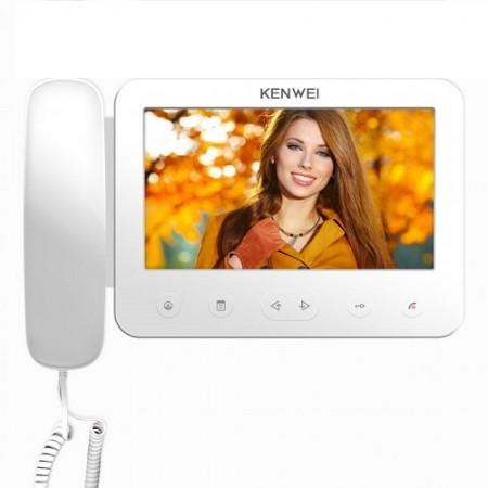 KW-E705FC цветной видеодомофон