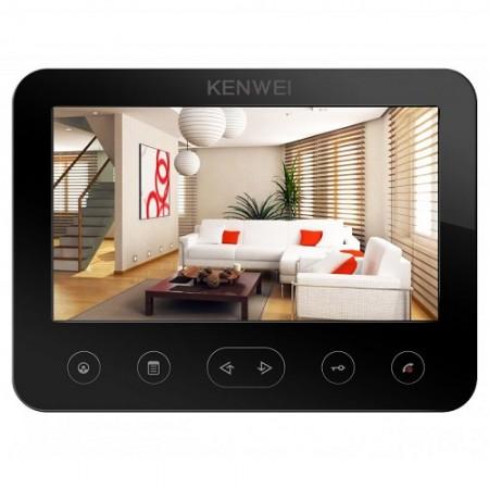 KW-E706FC-W100 цветной видеодомофон