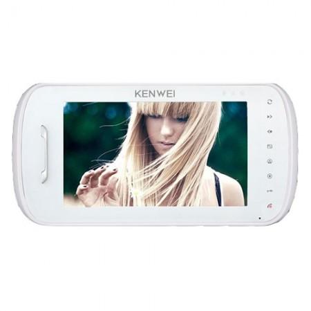 KW-E703FC-M200 цветной видеодомофон