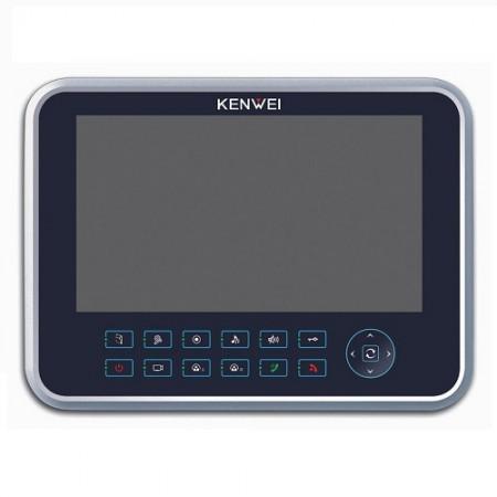 KW-129C цветной видеодомофон