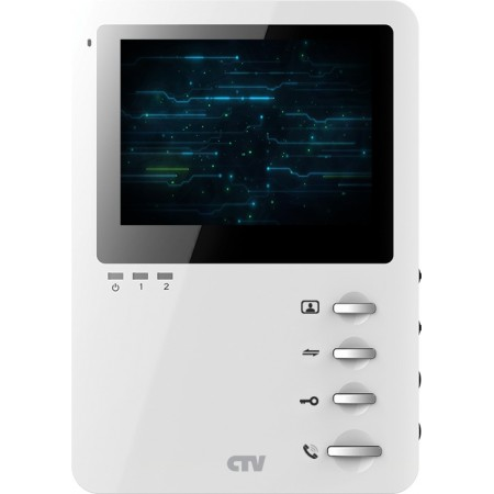 CTV-M1400M цветной видеодомофон