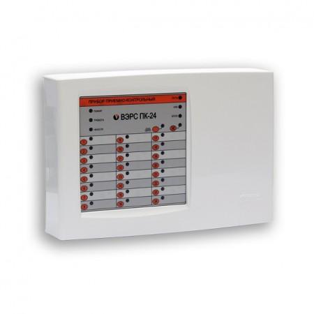 ВЭРС-ПК24 версия 3.1 прибор охранно-пожарный 24ШС