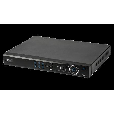 RVi-IPN16/2-16P-4K IP-видеорегистратор (NVR)