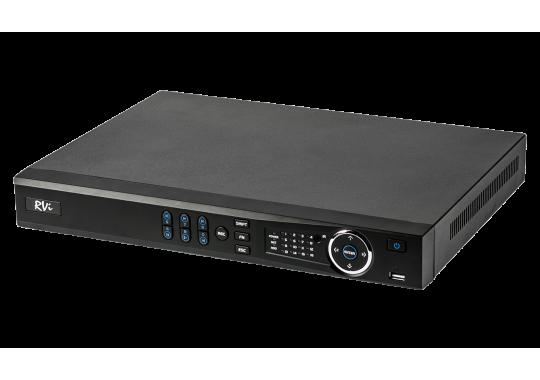 RVi-IPN8/2-4K IP-видеорегистратор (NVR)