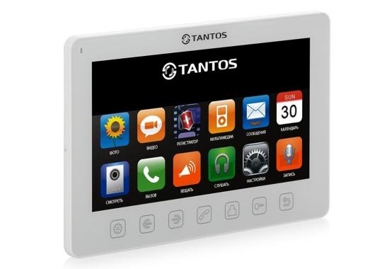 TANTOS PRIME цветной видеодомофон