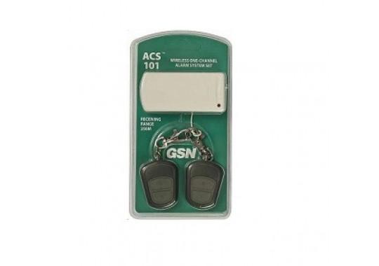 ACS-101 радиоканальный комплект (приемник + 2 брелка)