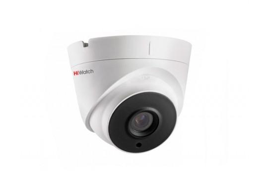 DS-T203L уличная купольная HD-TVI камера с LED-подсветкой до 20м