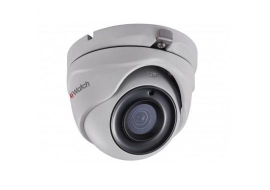 DS-T503(B) уличная купольная HD-TVI камера с EXIR-подсветкой до 20 м