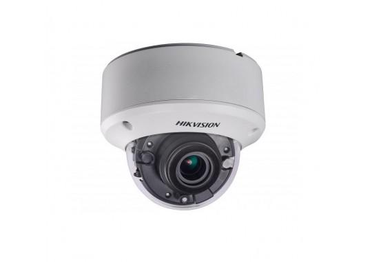 DS-2CE56H5T-ITZ уличная купольная HD-TVI камера с EXIR-подсветкой до 30 м
