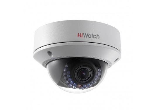 DS-T207P купольная HD-TVI видеокамера с ИК-подсветкой до 30м и PoC