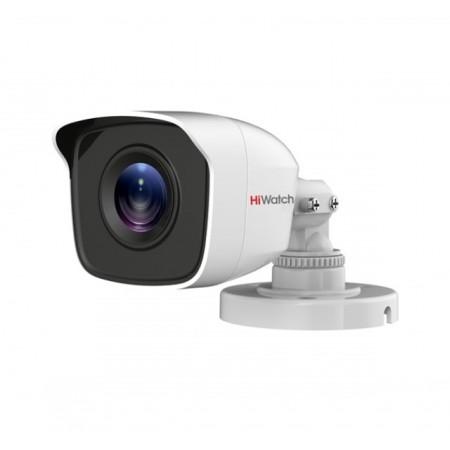 DS-T200(B) уличная цилиндрическая HD-TVI видеокамера с EXIR-подсветкой до 20 м