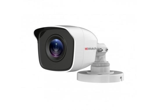 DS-T200S уличная цилиндрическая HD-TVI видеокамера с EXIR-подсветкой до 30 м