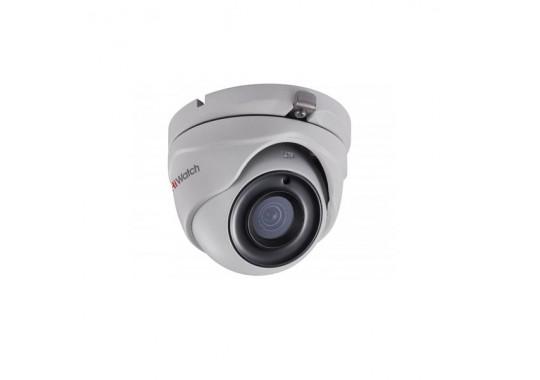 DS-T203P(B) уличная купольная HD-TVI камера с EXIR-подсветкой до 20 м