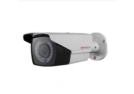 DS-T206P уличная цилиндрическая HD-TVI видеокамера с ИК-подсветкой до 40м и PoC
