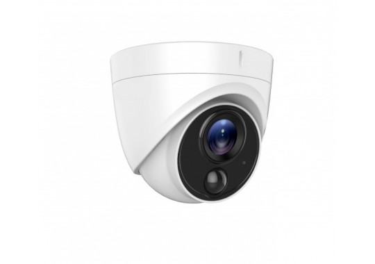 DS-T213 купольная HD-TVI видеокамера с EXIR-подсветкой до 20м