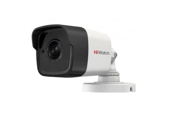 DS-T500P(B) уличная цилиндрическая HD-TVI видеокамера с EXIR-подсветкой до 20м
