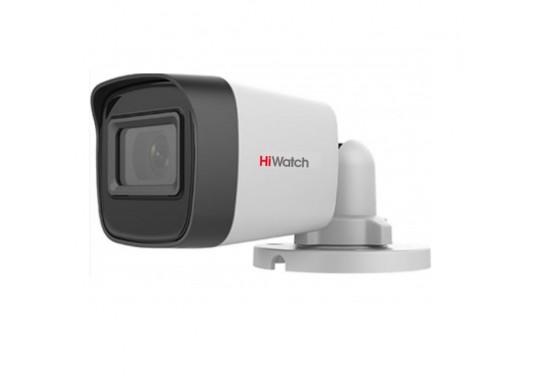 DS-T500(C) уличная цилиндрическая HD-TVI видеокамера с EXIR-подсветкой до 20м
