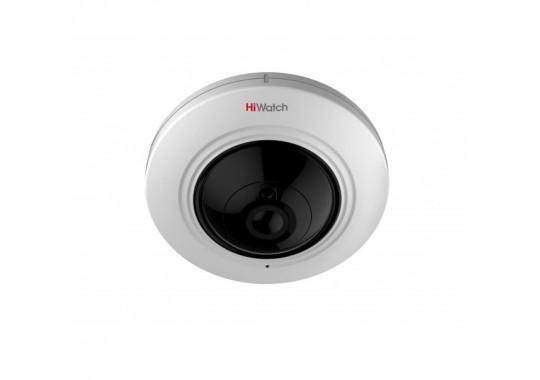 DS-T501 купольная панорамная HD-TVI видеокамера с EXIR-подсветкой до 20м