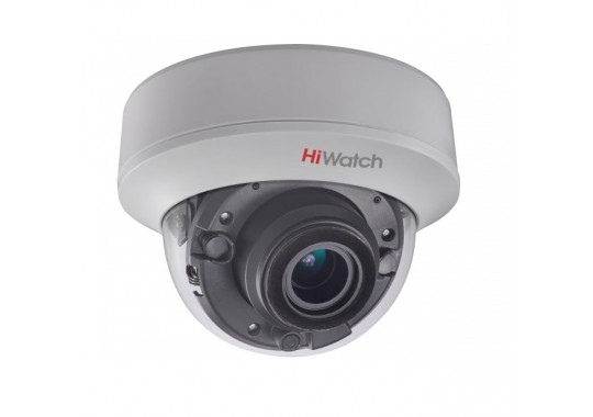 DS-T507(C) купольная HD-TVI видеокамера с EXIR-подсветкой до 40м