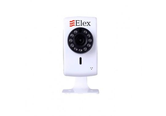 ELEX IP-2 IFC-AW REC внутренняя Wi-Fi IP-видеокамера 2Мп