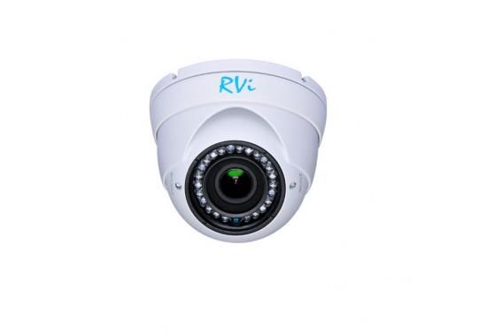 RVI-HDC321VB видеокамера купольная мультиформатная 2.8мм